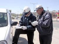Trafik cezaları PTT'ye yatırılabilecek.29236