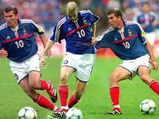 İşte Zinedine Zidane.11562