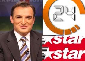 Mustafa Karaalioğlu Star'daki görevine başladı .12127