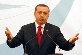 Erdoğan Edirne mitinginde Cem Uzan'a cevap verdi.8429
