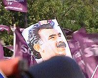 PKK sempatizan� gen� tutukland� .13604