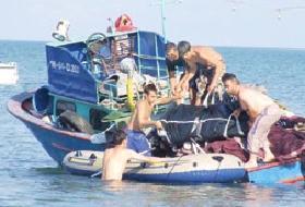 Balıkçı teknesi battı: 1 kişi kayıp.13498