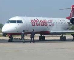 Uçaktaki 2 mürettebat ve 9 yolcu için operasyon hazırlığı.6729