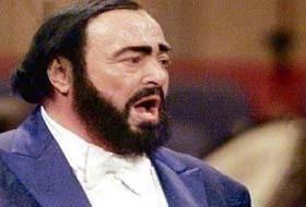 Pavarotti toprağa verildi.12718