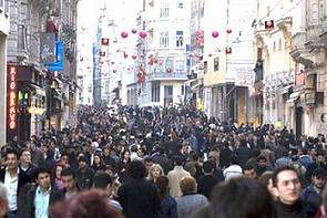 Türkiye'nin nüfusu 70 milyonu geçti.18995