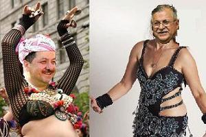 Talabani ve Barzani dansöz olursa... Olmaz demeyin!.17610