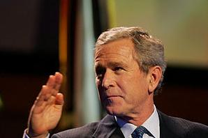 Bush hiç hata yapmamış!.9098
