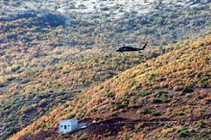 Irak kaybolan helikopterini arıyor .22767