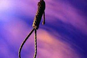 Çocuğu olmadığı için intihar etti.7400