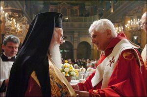 Müslümanlar Papa'ya mektup yazdı, işte Papa'nın cevabı.15210