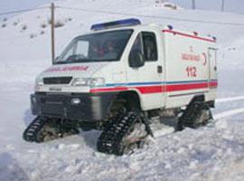 'Kar Tilkisi' göreve hazır .12716