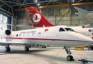Sezer'in gözden çıkardığı uçak Çankaya'ya geri dönüyor.17088