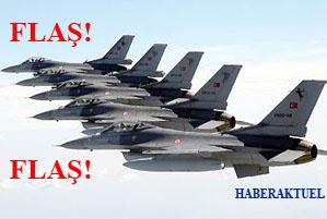 PKK'nın Merkez Komuta Karargahı bombalandı.48140