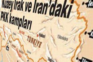 Kandil Kampı'nı besleyen stratejik kamplar - HARİTALI.16278