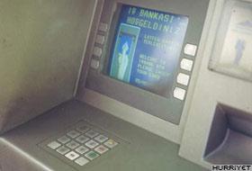 Türkiye'deki bankamatikler 20 yaşında.10725