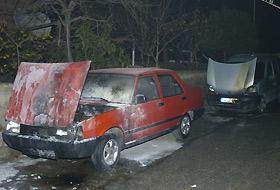 Araç kundaklama eylemleri Anadolu'ya yayılıyor.23596