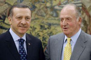 İspanya Kralı'ndan Erdoğan'a: Sizi çok merak ediyordum.11118
