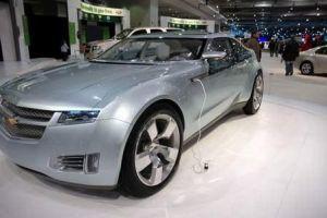 Bu arabalar elektrikle çalışıyor.13128