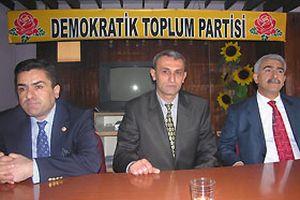 DTP Kongresi'nde İstiklal Marşı okunmadı.16530