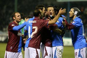 Trabzon büyük maçlarda kayıp.54734