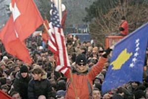 Kosova'nın bağımsızlığını Türkiye dahil 17 ülke tanıdı.15706