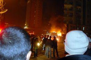 Yunanistan'da bombalı saldırı.10260
