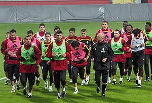 Galatasaray'ın hedefi galibiyet.23130