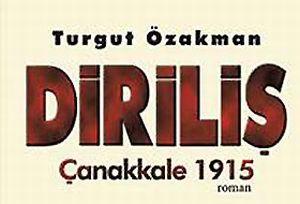 Turgut Özakman'ın yeni kitabı önsiparişte.12907