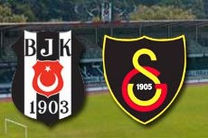 Beşiktaş- Galatasaray derbisinde geri sayım başladı.13991