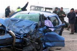 Trafik kazalarında günün bilançosu: 13 ölü.14012