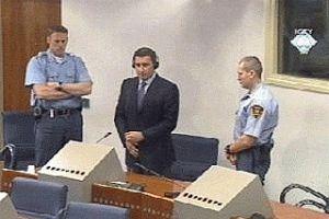 Hırvat General, Lahey'de yargılanıyor.14237