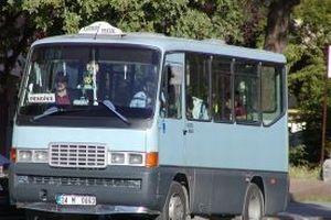 Minibüsler havuz sistemi ile otobüs olacak.17305