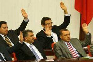 Gül, Erdoğan'ı kabul etti.13438