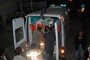Ünye'de trafik kazası: 11 yaralı.22749