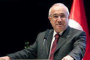 Devlet Bakanı Cemil Çiçek'ten eleştirilere yanıt.9906