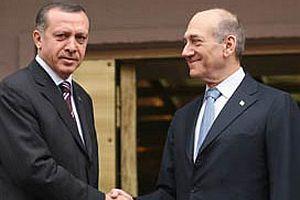 İsrail-Suriye arabulucusu Türkiye.11457