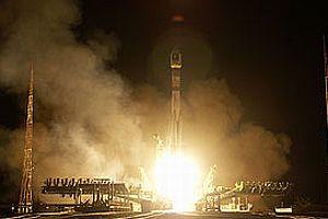 İsrail haberleşme uydusunu fırlattı.10421