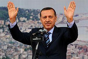 Erdoğan, Edirneli AKP'lilerle buluştu.14657