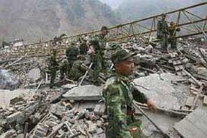 Çin'de ölü sayısı 40 bini aştı.20880
