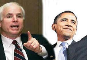 McCain, anketlerde Obama'ya yetişiyor.11368