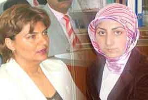 CHP'li kadın meclis üyesine hapis.11097
