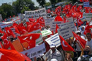 Kadıköy'de