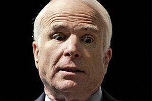 McCain'e tehdit mektubu gönderildi.9068