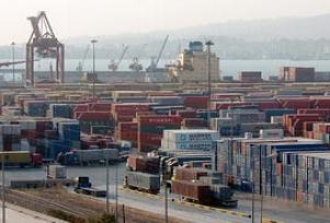 İzmir Limanı'na mahkeme onayı.14130
