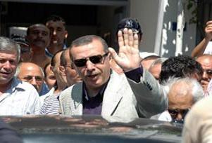 Erdoğan, Taç Mahal'i ziyaret etti.14221
