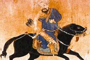 Cengiz Han'ın mezarı bulundu iddiası.14823