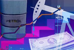 ABD'de ham petrol yüzde 14 arttı.12107