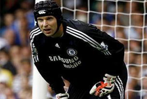Petr Cech'e 4. kez 'Altın Top' ödülü.13269