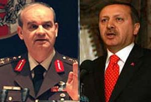 Erdoğan'dan Başbuğ'a telgraf mesajı.15066