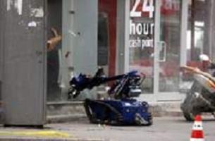 Adana'da bomba paniği yaşandı.10713